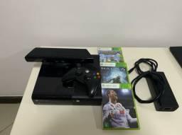 Xbox 360 Essa é pra vender mesmo.