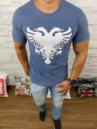 Camiseta Cavalera - CAV18 - Alta Qualidade
