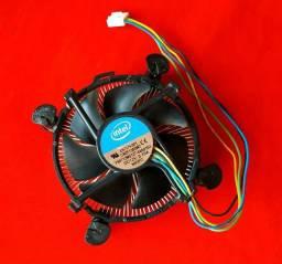 Cooler Intel Original Soquete 1155 Dc12v 020a E97379-001