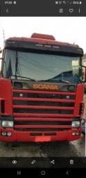 Cavalinho Scania R124 420 trucada 2006