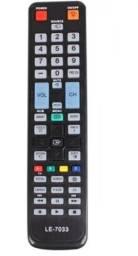 Controle Remoto Tv Lcd Led Samsung 3d Aa59-00433a - Le7033