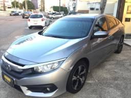 Honda Civic ex cvt sem detalhes! - 2017