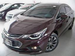 Gm - Chevrolet Cruze ltz 2 automático 1.4 turbo - 2017