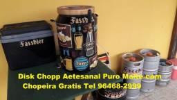 Delivery de Chopp Artesanal com Chopeiras Grátis + CO² e Beer Truck