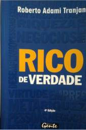 Livro Rico De Verdade