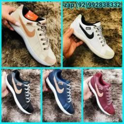 9b1e2ad489 Sapatenis Nike top LANÇAMENTO (992838332) Whatsapp