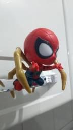 Miniatura Homem Aranha Iron Spider Com patas
