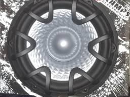 Caixa sub12 bvx uxp + banda ice800rms 1 saida mono