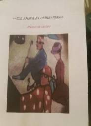 Livro Ele Amava As Ordinárias autor Angelo De Castro best-seler