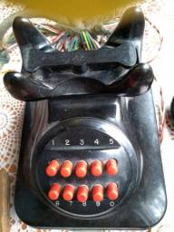 Telefone antigo de ramal
