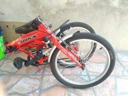 Bicicleta shimano Track smart pro