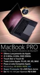 Macbook Pro ( 12X Sem Juros )