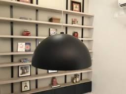 Luminária pendente 50cm diâmetro. Linda e moderna