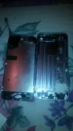 Carcaça do iPhone Se completar