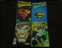 A Morte e Retorno do Superman