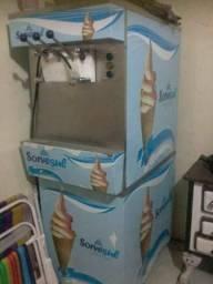 VENDO ou TROCO máquina de sorvete expresso por BIZ