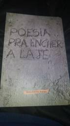 Livro Poesia para encher a lage