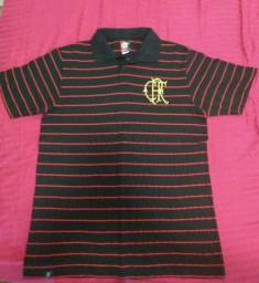 Camisa Braziline pólo Flamengo G