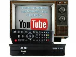 Conversor Digital Com Acesso ao YouTube
