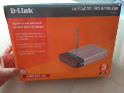 Roteador D-Link 150 mbps wireless