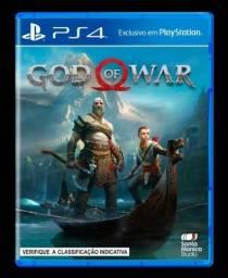 God of War (usado) Português