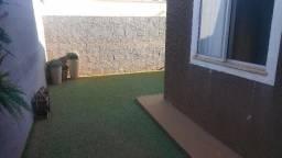 Apartamento 2 Qts Térreo com amplo quintal ate ze ro entra-da