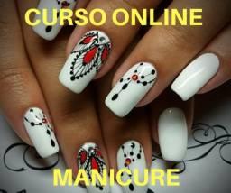 Curso de Manicure Online Com Certificado