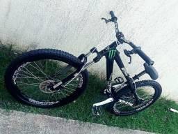 Bicicleta de Mountain bike ARO 26 GTK