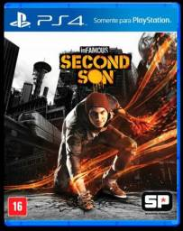 (PS4) Infamous Second Son | R$ 99,00