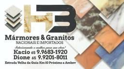 Hb marmores & granitos