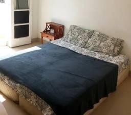 Apartamento em ipanema posto 10 quadra da praia, na rua prudente de morais