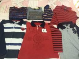 7 blusas de frio n8 tdas por 50 reais