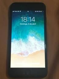 Iphone 128GB Preto Matte Super Novo com Nota e na Garantia