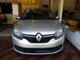 Renault Sandero Expression - 2015 - 2015