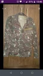 Blusa do exército oficial comprar usado  Ibirité
