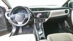 Corolla GLI Black Upper 1.8 Flex Aut - 2017