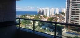 Parque Tropical, 3 suítes, Vista Clube e Mar