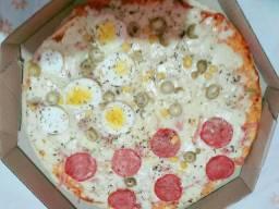 Pizza Mista 12,00
