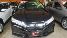 Tv honda city lx 1.5 cvt flex - 2017
