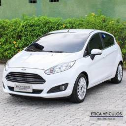 Fiesta TIT./TIT.Plus 1.6 16V Flex Aut. - 2016