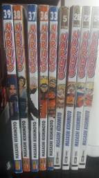 Lote revista Naruto