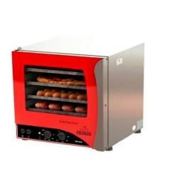 Forno Elétrico Turbo Fast Oven Com 4 Esteiras Progás