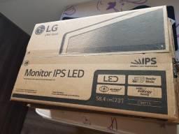 Monitor Led 23 Wide Hdmi 23mp55hq Lg Com Nf Garantia Brasil