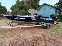 Lancha Levefort Marajo 19 - 2012