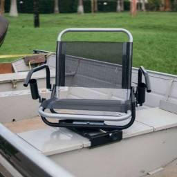 Cadeira Giratoria Banco Barco Alumino Direto da Industria