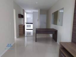 Apartamento com 2 dormitórios para alugar, 68 m² por R$ 2.900,00/mês - Itacorubi - Florian