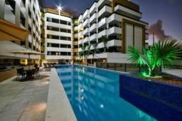 Apartamento à venda com 1 dormitórios em Cabo branco, Joao pessoa cod:V2041