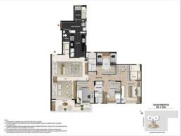 Apartamento à venda com 4 dormitórios em Santo antonio, Belo horizonte cod:19536
