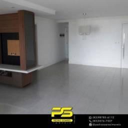 Apartamento com 3 dormitórios à venda, 160 m² por R$ 750.000 - Manaíra - João Pessoa/PB