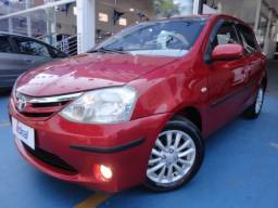 Toyota Etios 1.5 XLS Completo Impecavel